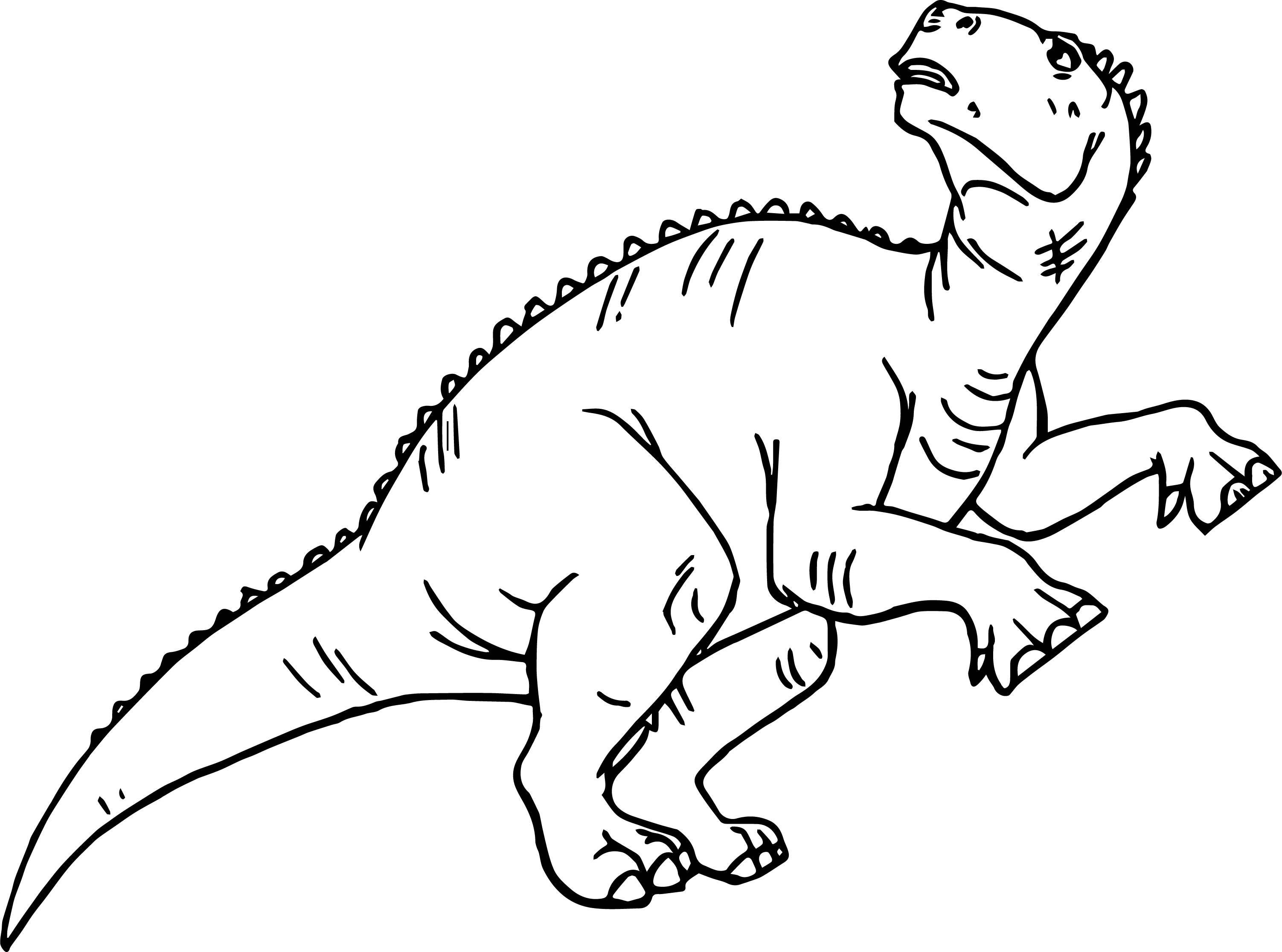 What Disney Dinosaur Coloring Pages