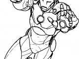 Captain Stain Coloring Page