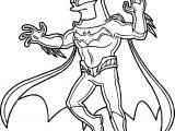 DC Comics Beware The Batman Coloring Page