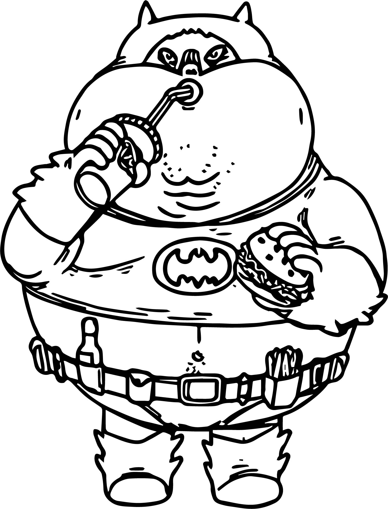 Batman Football Coloring Pages Avengers Coloring Pages