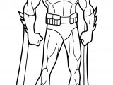 Hush Batman Coloring Page