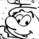 Magic Smurfs Smurf Coloring Page