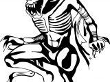 Skeleton Waiting Coloring Page