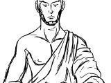 Aang Meditating Smmorela Avatar Aang Coloring Page