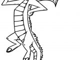 American Dragon Reloaded Coloring Page