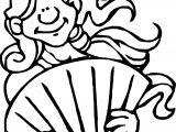 Ancient Greek Gods For Kids Aphrodite Venus Coloring Page