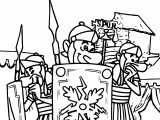 Asterix Soldier Laugh Coloring Page