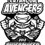 Avengers Turtle Coloring Page