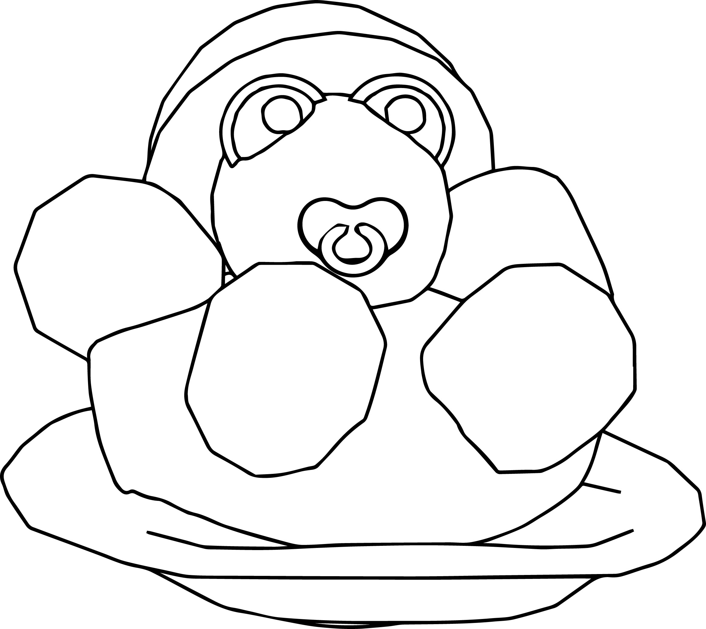 baby turtle cartoon coloring page wecoloringpagecom