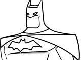 Batman V Superman Animated Series Coloring Page