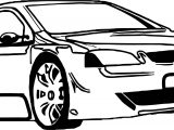 Car Up Coloring Page