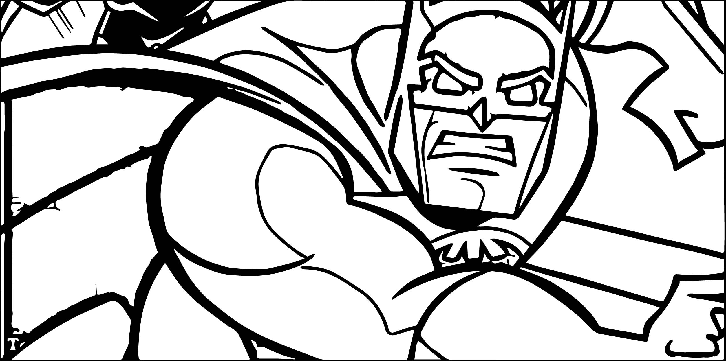 Cartoon Networks Batman The Brave And The Bold Gets New Toys Coloring Page