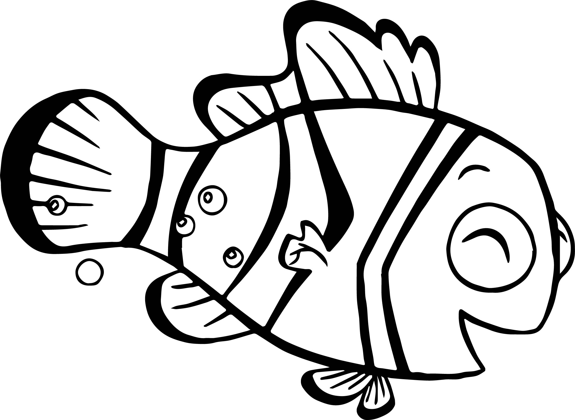 disney finding nemo coloring pages wecoloringpage