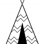 Finest Collection Of Free To Use Tent Art Camping Coloring Page