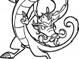 Jakel Jake Long Dragon Coloring Page