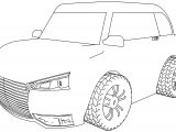 Kamakzy Car Coloring Page
