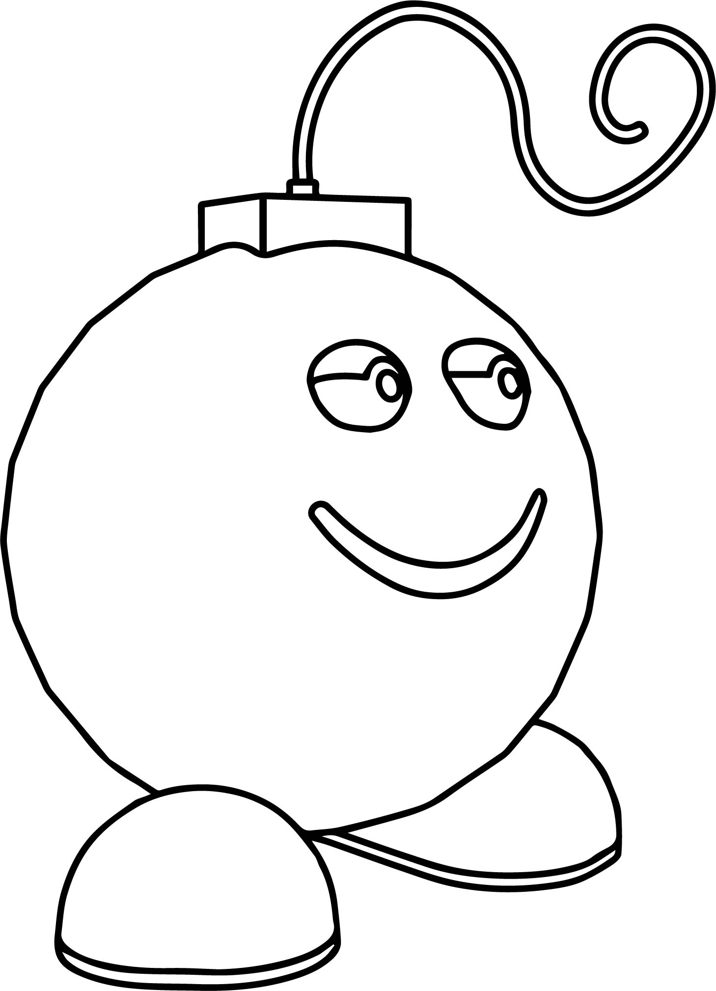 Kid Dynamite Coloring Page