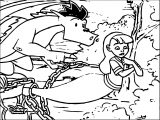 Me American Dragon Coloring Page