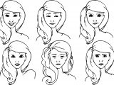 Nora Character Girl Design Emotions Coloring Page
