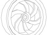 Rims Coloring Page