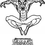Spectacular Spider Man Coloring Page