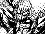 Spiderman Xlarge Spider Man Coloring Page