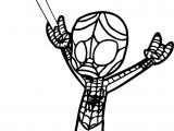 The Amazing Spider Man Spider Man Coloring Page