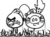 Angry Birds Vse Serii Two Coloring Page