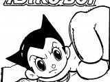 Astro Boy Omega Factor Gba Gameboy Advance Coloring Page