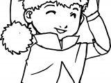 Avatar Christmas Aang Lunamiel Avatar Aang Coloring Page