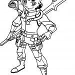 Avatar Modern Warfare Aang Moealmighty Avatar Aang Coloring Page