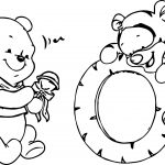 Baby Tigger Winnie The Pooh Music Coloring Page
