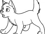 Balto Wolf Kid Coloring Page
