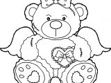 Big Bear Coloring Pages
