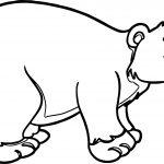 Big Bear Coloring Page
