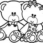 But Bear Coloring Page