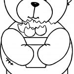 Does Bear Coloring Page