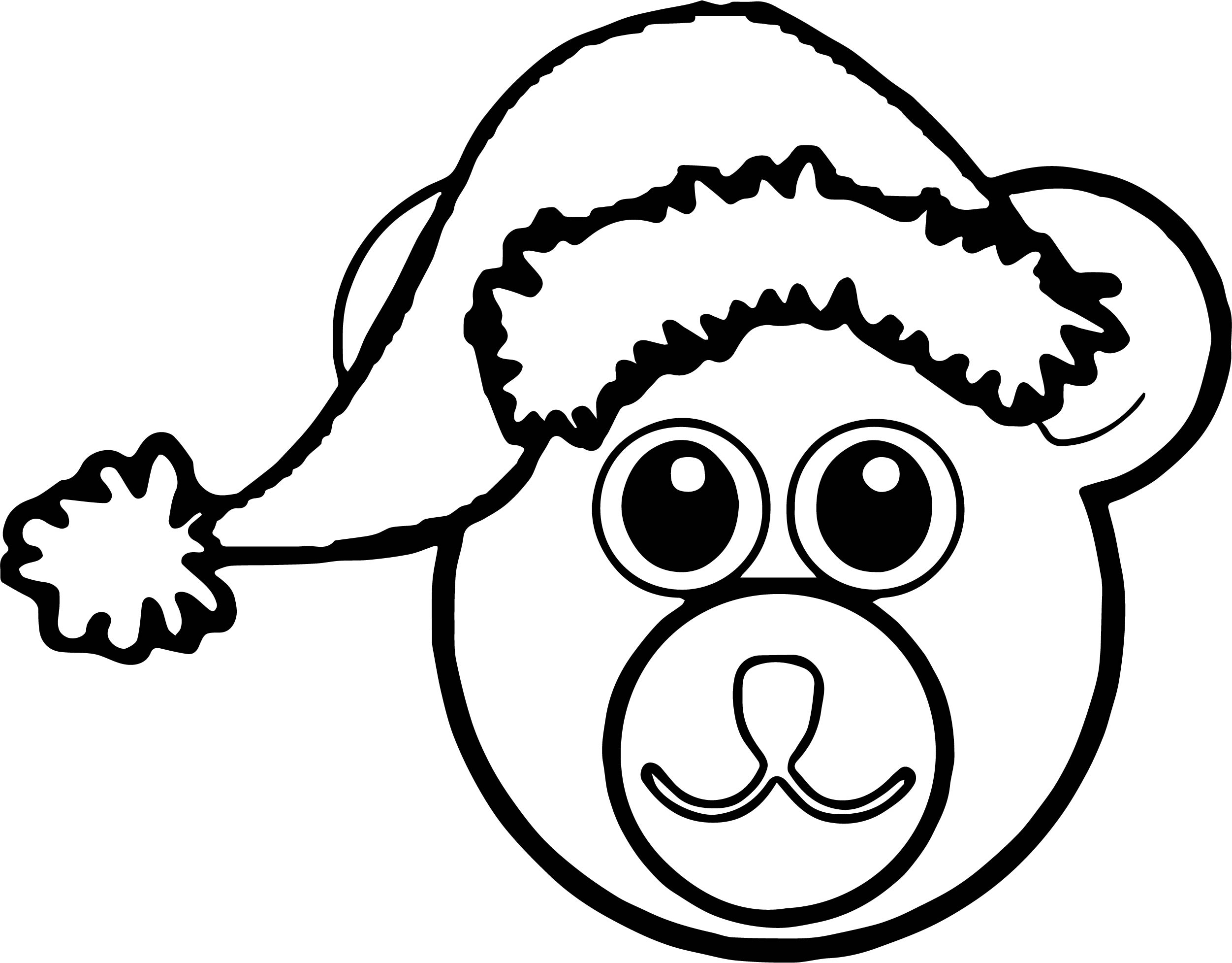 How Bear Coloring Page