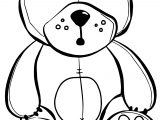 If Bear Coloring Page