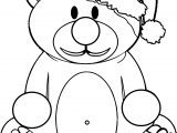 In Bear Coloring Page