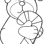 It Bear Coloring Page