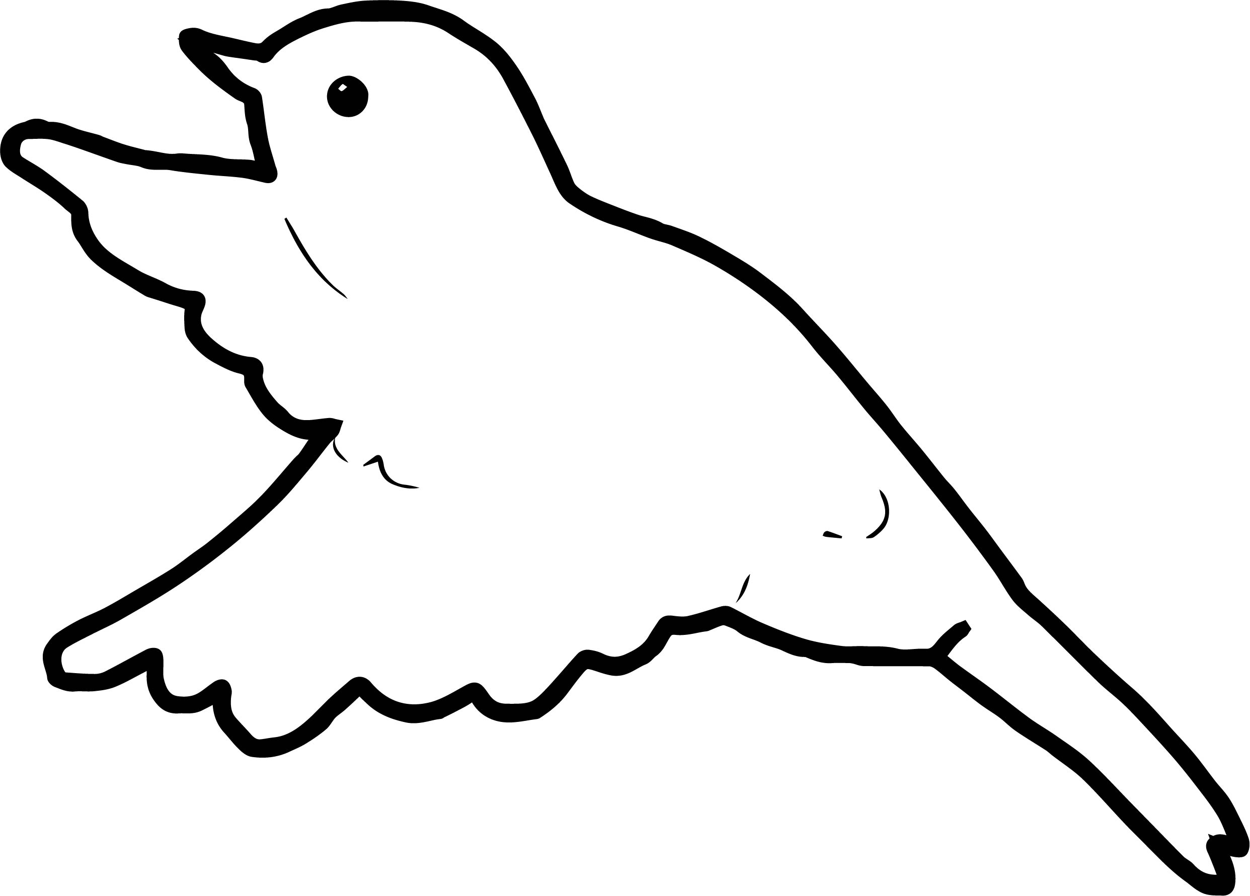 It Bird Coloring Page