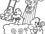 My Bear Coloring Page