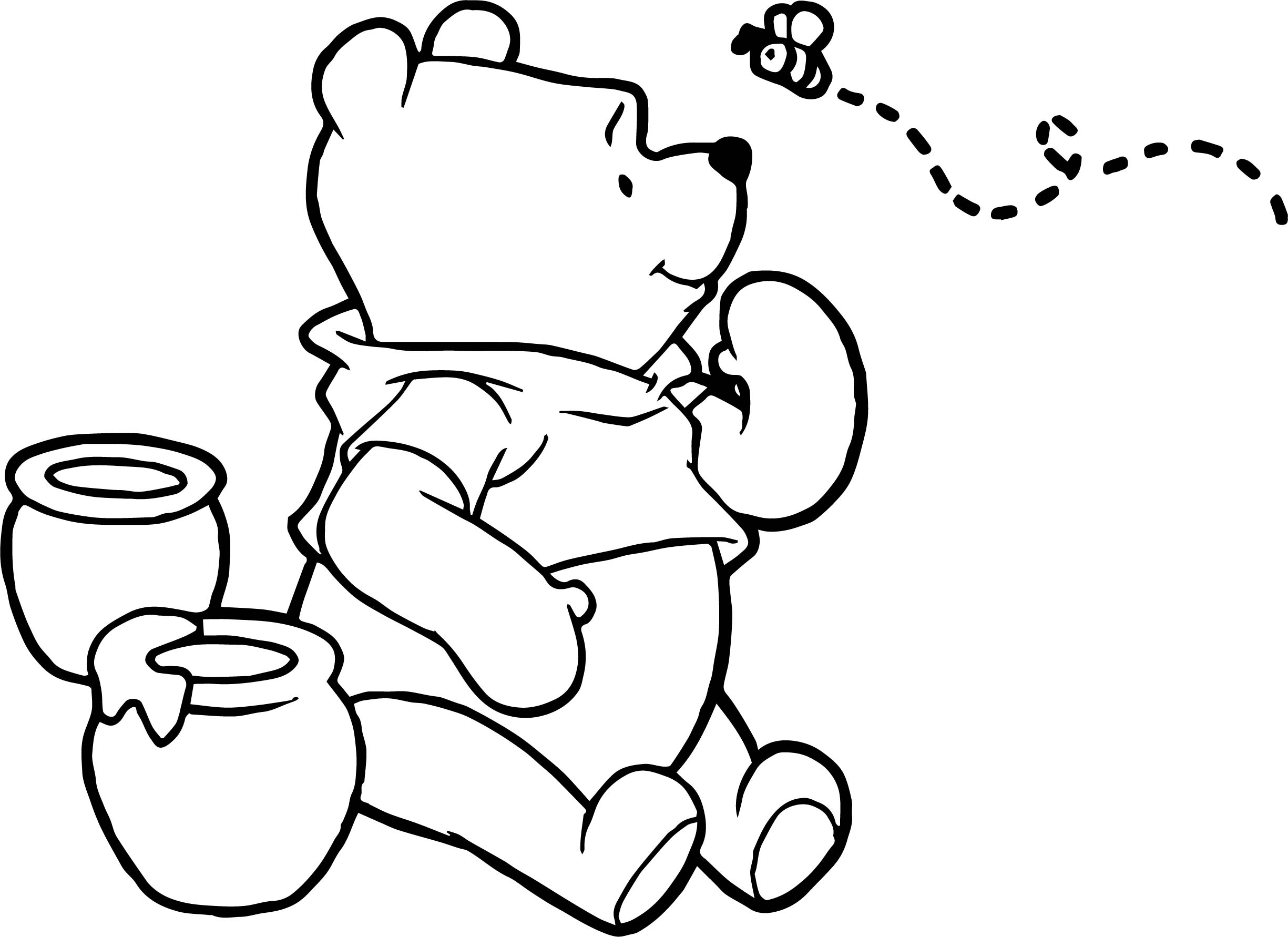 Need Bear Coloring Page