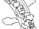 Off Bear Coloring Page