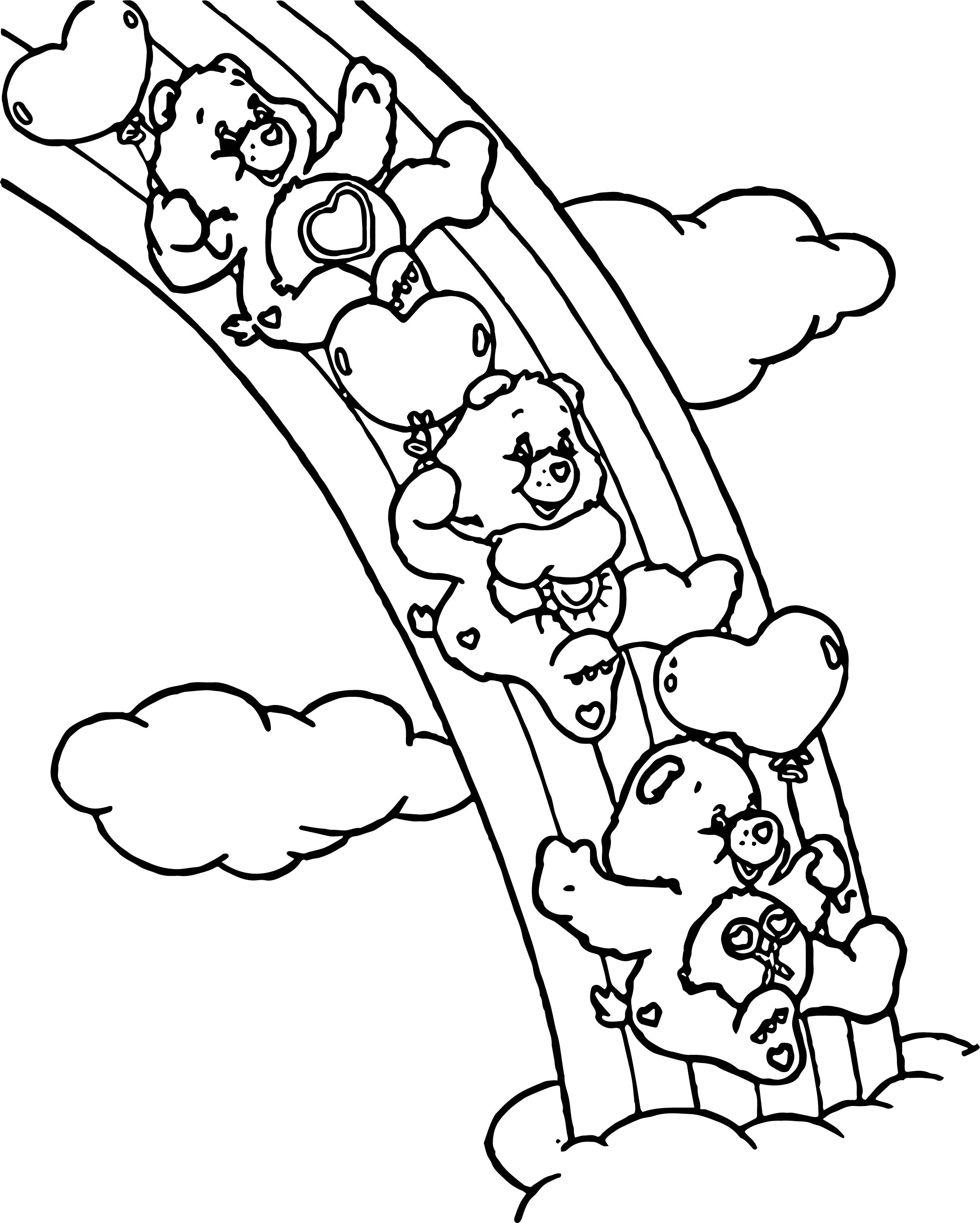 Of Bear Coloring Page