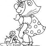 Or Bear Coloring Page