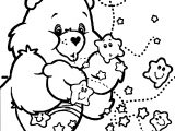 People Bear Coloring Page