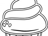 Pinkie Pie Cupcake We Coloring Page