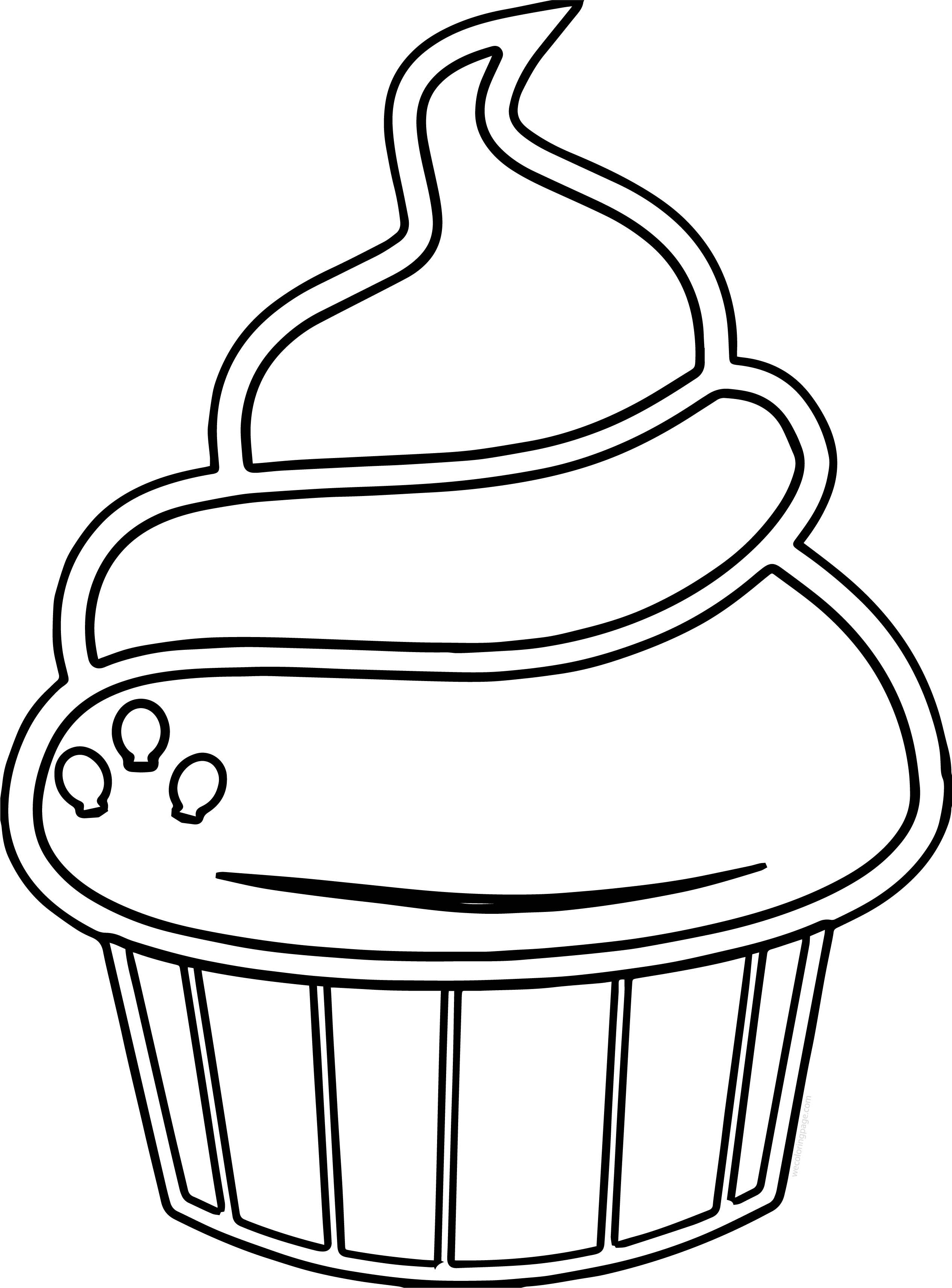 Pinkie Pie Cupcake We Coloring Page
